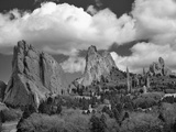 Garden of the Gods Photographic Print by Monte Nagler