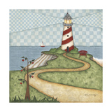 Lighthouse 1 Giclee Print by Robin Betterley
