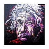 New Einstein 002 Giclee Print by Rock Demarco
