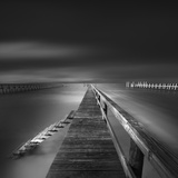 Options BW Photographic Print by Moises Levy