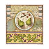 Menemsha Pears Giclee Print by Rachel Paxton