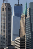 NYC Financial District Photographic Print by Robert Goldwitz