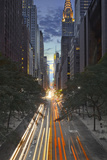 New York City, Empire State Building Photographic Print by Moises Levy