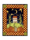 Pumpkin Moon Reproduction procédé giclée par Robin Betterley
