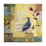 Sandy Pond Heron Giclee Print by Rachel Paxton