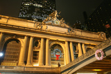 Grand Central Station Christmas Photographic Print by Robert Goldwitz