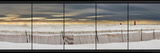 Grand Haven Lighthouse Panorama, Grand Haven, Michigan '14 Photographic Print by Monte Nagler