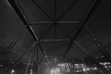 Bronx Bw Photographic Print by Sebastien Lory