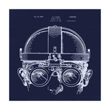 Welders Goggles 2 Giclee Print by Tina Lavoie