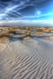 Dune Lines Vertical Photographic Print by Robert Goldwitz
