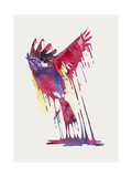 The Great Emerge Giclee Print by Robert Farkas