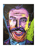 Borat 002 Giclee Print by Rock Demarco
