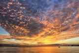 Key West Hobie Sunset Photographic Print by Robert Goldwitz