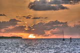 Key West Sunrise II Photographic Print by Robert Goldwitz