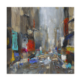 Broadway Giclee Print by  Solveiga
