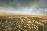 Paris Fromsky Photographic Print by Sebastien Lory