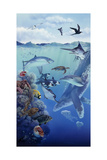 Oceanic Giclee Print by Tim Knepp