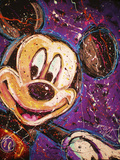 Mickey Giclee Print by Rock Demarco