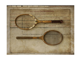 Tennis Giclee Print by  Symposium Design