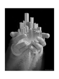 Urban Offering Giclee Print by Thomas Barbey