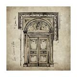 Door III Giclee Print by  Sidney Paul & Co.