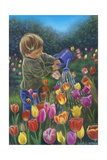Signs of Spring Giclee Print by Tricia Reilly-Matthews