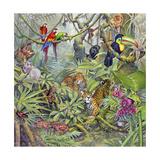 Jungle Giclee Print by Tim Knepp