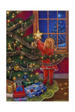 A Merry Little Christmas Giclee Print by Tricia Reilly-Matthews