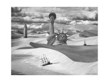 Poor Navigation Giclee Print by Thomas Barbey