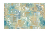 Abstract Giclee Print by  Stessi