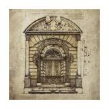Door IV Giclee Print by  Sidney Paul & Co.
