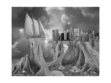 Fish out of Water Giclee Print by Thomas Barbey