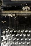 Vintage Typewriter Photographic Print by  Symposium Design