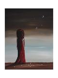 They Say She's a Dreamer Giclee Print by Shawna Erback