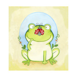 Funny Face Giclee Print by Valarie Wade