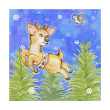 Flying Practice Giclee Print by Valarie Wade
