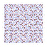 Mini Rainbows Giclée-Druck von Valarie Wade