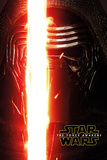 Star Wars The Force Awakens- Kylo Ren Teaser Posters