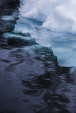 Antarctica. Close-up of an Iceberg Photographic Print by Janet Muir