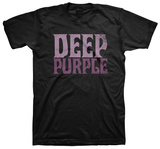 Deep Purple- Vintage Logo Shirts