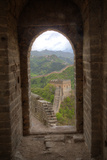The Great Wall of China Jinshanling, China Photographic Print by Darrell Gulin