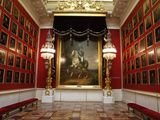 Generals Room of the Winter Palace in St. Petersburg, Russia Photographic Print by Dennis Brack