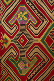 Motif from Antique Asian Textile (PR) Photographic Print by Jaina Mishra