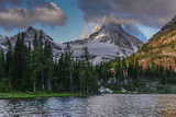 Mount Assiniboine Seen from Sunburst Lake Photographic Print by Howie Garber