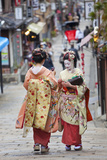 Geisha, Kyoto, Japan Photographic Print by Peter Adams