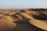 Wahiba Sands Desert, Oman Photographic Print by Sergio Pitamitz