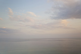 Sea and Sky, Rhodes, Greece Photographic Print by Peter Adams