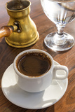 Turkish Coffee, Jordan Photographic Print by Peter Adams