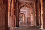 Fatehpur Sikri. Mughal Empire Mosque. Bharatpur. Rajasthan. India Photographic Print by Tom Norring