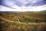 Naseby Is a Quiet Little Town in the Otago Region of New Zealand Photographic Print by Micah Wright